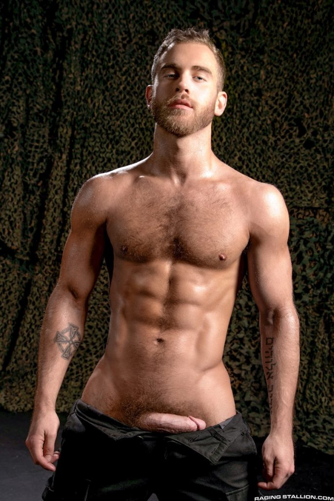 Hairy chest bearded muscle hunk Shawn Wolfe 002 porn pics 683x1024 - Hairy chested muscle hunk Shawn Wolfe