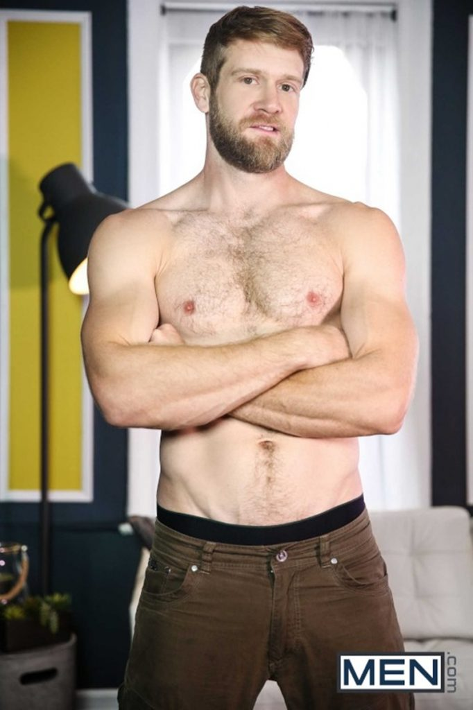 Sexy bearded hottie hunk Colby Keller 001 porn gay pics 682x1024 - Sexy bearded hottie hunk Colby Keller
