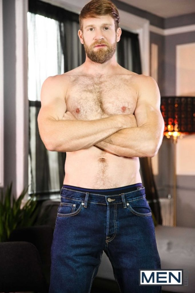 Sexy bearded hottie hunk Colby Keller 002 porn gay pics 682x1024 - Sexy bearded hottie hunk Colby Keller