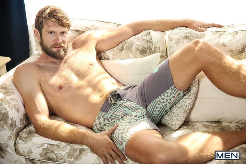Sexy bearded hottie hunk Colby Keller 003 porn gay pics - Sexy bearded hottie hunk Colby Keller
