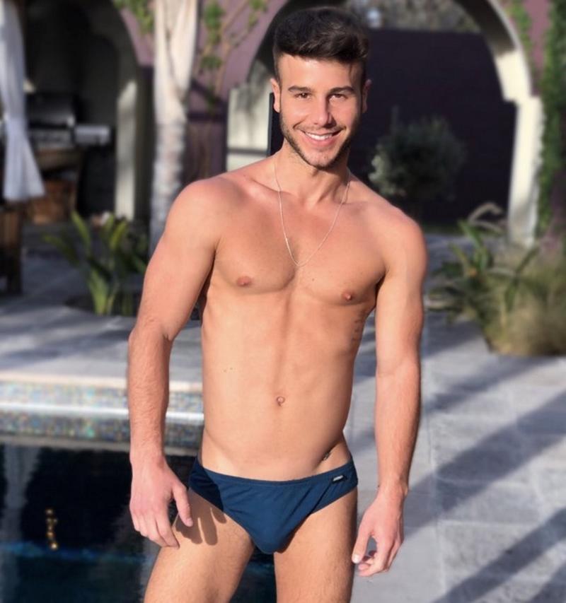 Sexy hung young Spaniard Allen King 002 porn gay pics - Sexy hung young Spaniard Allen King