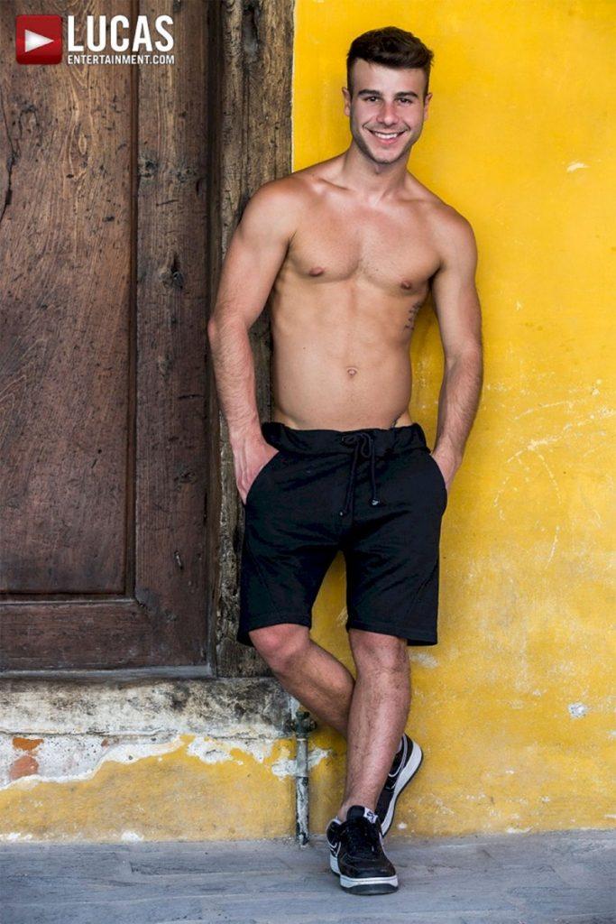 Sexy hung young Spaniard Allen King 006 porn gay pics 683x1024 - Sexy hung young Spaniard Allen King