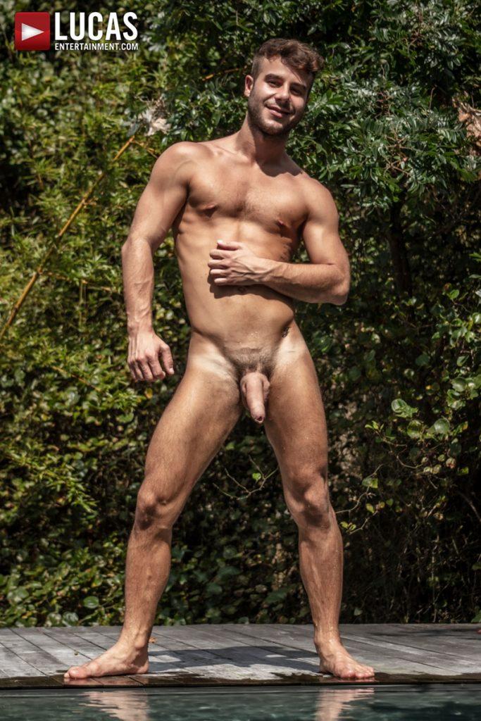 Sexy hung young Spaniard Allen King 008 porn gay pics 683x1024 - Sexy hung young Spaniard Allen King