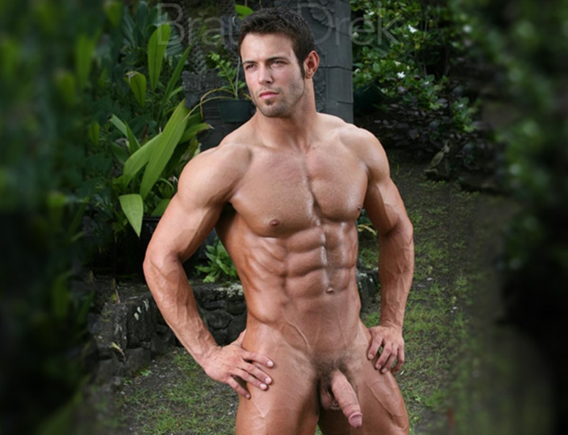 Shaved chested big muscle hunk Braun Drek 003 porn gay pics - Shaved chested big muscle hunk Braun Drek