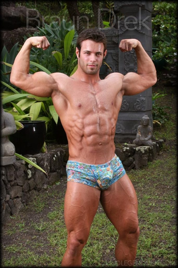 Shaved chested big muscle hunk Braun Drek 004 porn gay pics 683x1024 - Shaved chested big muscle hunk Braun Drek