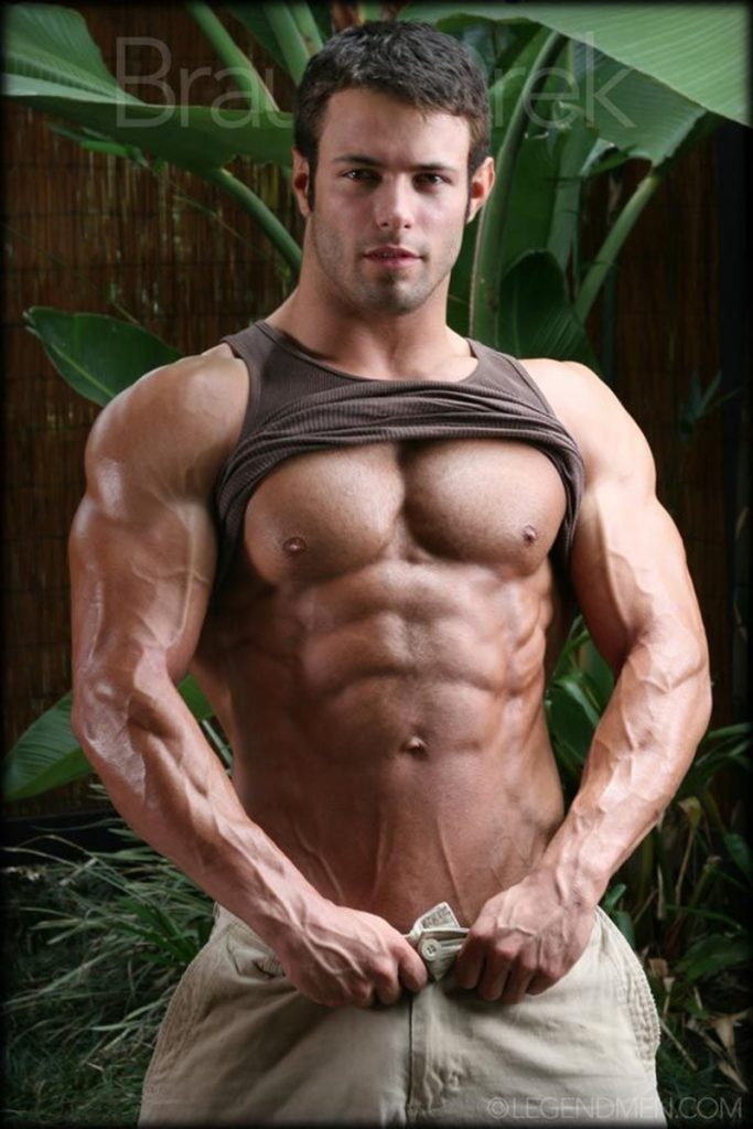 Shaved chested big muscle hunk Braun Drek 016 porn gay pics 683x1024 - Shaved chested big muscle hunk Braun Drek