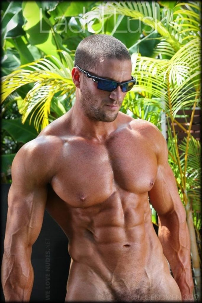 Gorgeous shaved headed muscle dude Ladd Lusk 008 gay porn pics 683x1024 - Gorgeous shaved-headed muscle dude Ladd Lusk