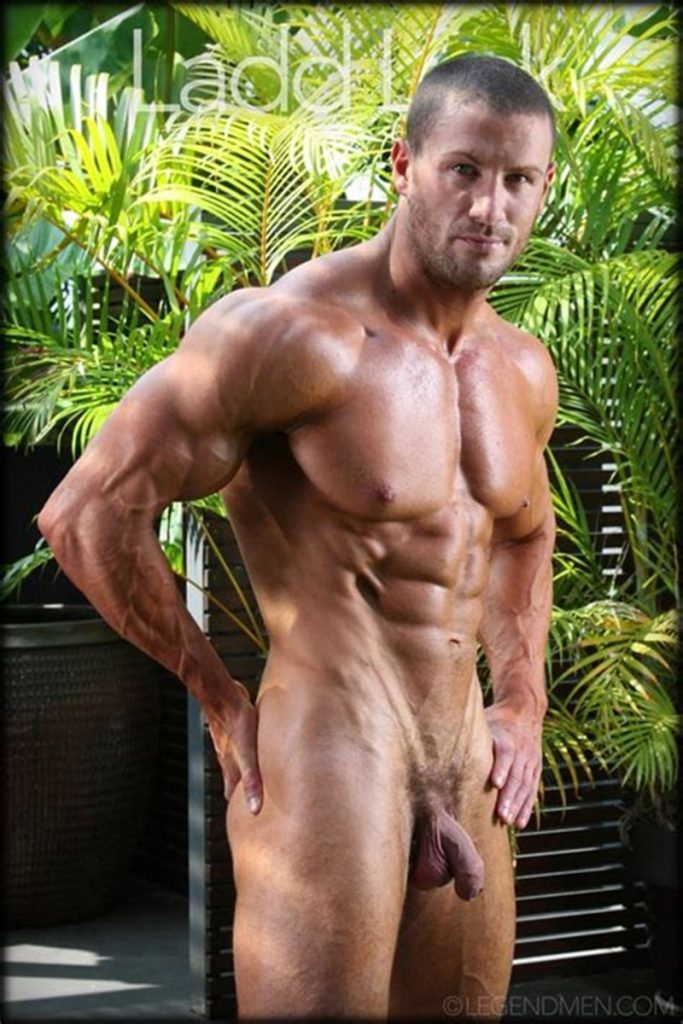 Gorgeous shaved headed muscle dude Ladd Lusk 012 gay porn pics 683x1024 - Gorgeous shaved-headed muscle dude Ladd Lusk