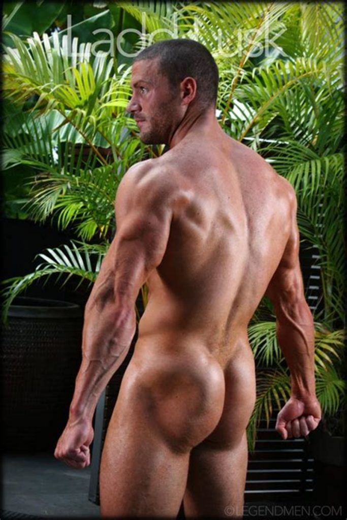 Gorgeous shaved headed muscle dude Ladd Lusk 020 gay porn pics 683x1024 - Gorgeous shaved-headed muscle dude Ladd Lusk