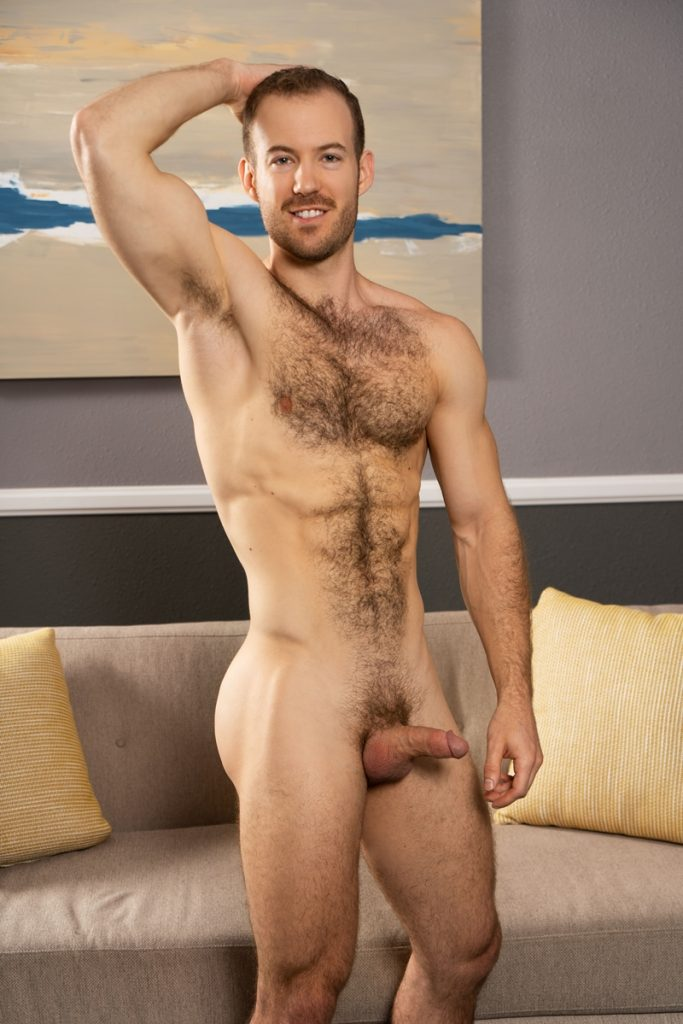 Hairy chested ripped muscle pup Michael 004 gay porn pics 683x1024 - Hairy chested ripped muscle pup Michael
