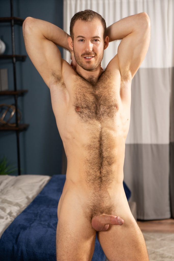 Hairy chested ripped muscle pup Michael 007 gay porn pics 683x1024 - Hairy chested ripped muscle pup Michael