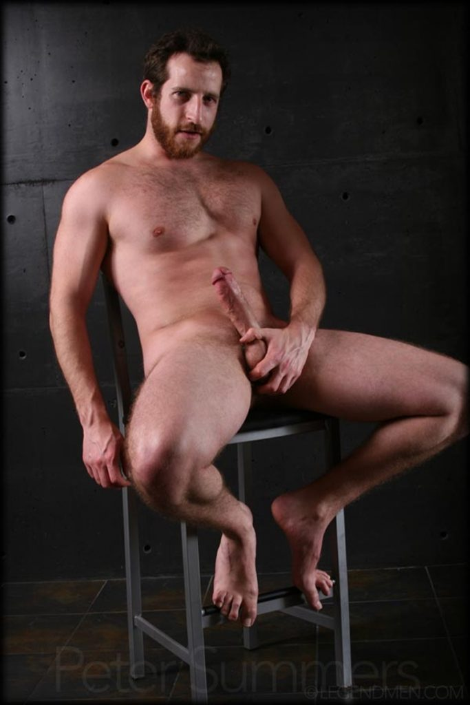 Hairy hung Peter Summers massive sex appeal 012 gay porn pics 683x1024 - Hairy hung Peter Summers shows off his massive sex appeal