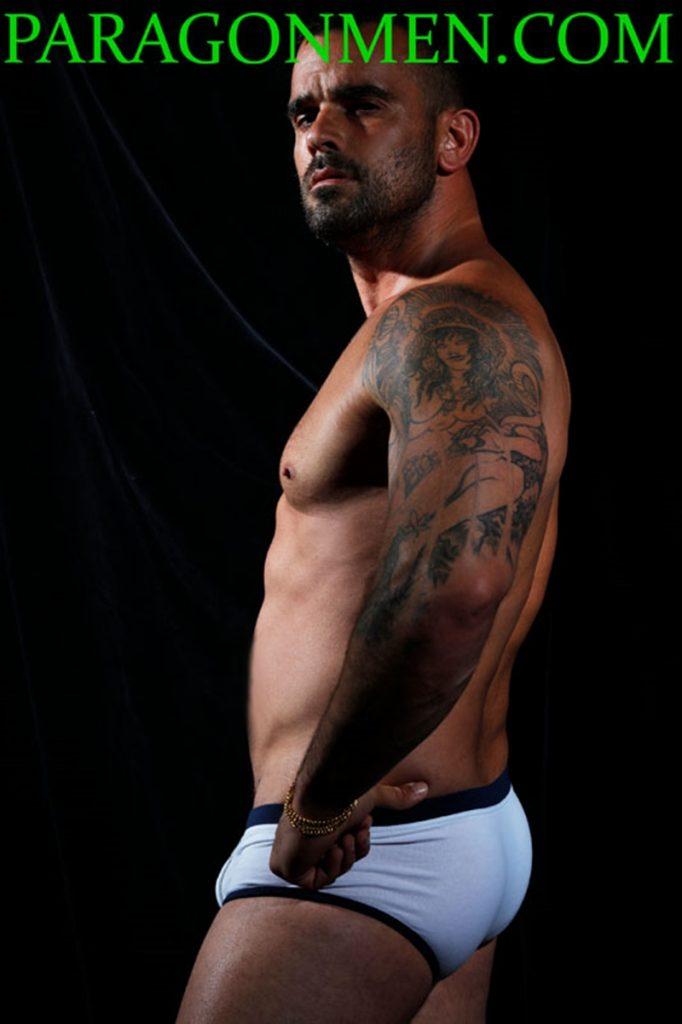 Horny world famous gay porn star Damien Crosse poses solo 001 gay porn pics 682x1024 - Horny world famous gay porn star Damien Crosse poses solo