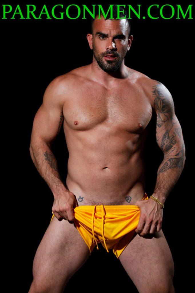 Horny world famous gay porn star Damien Crosse poses solo 003 gay porn pics 682x1024 - Horny world famous gay porn star Damien Crosse poses solo