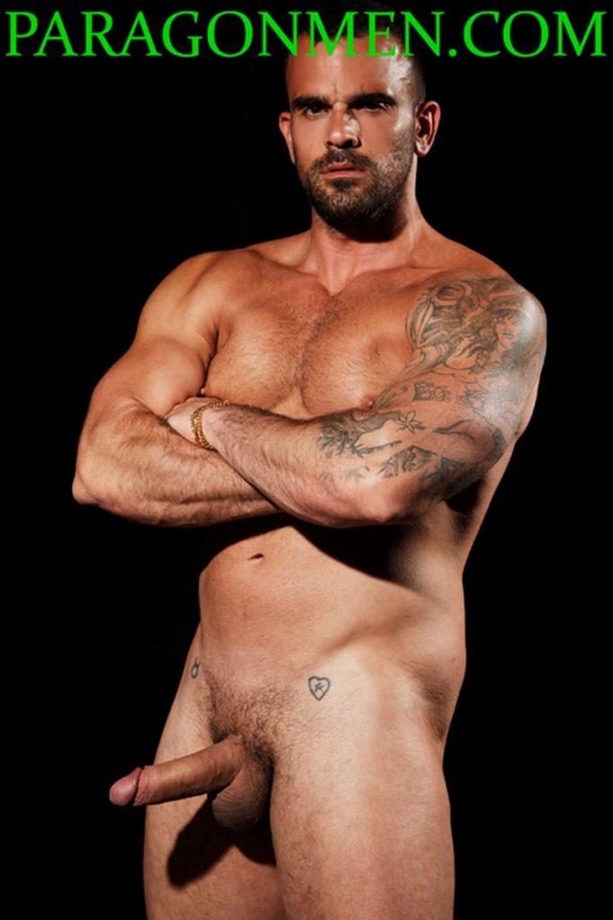 Horny world famous gay porn star Damien Crosse poses solo 004 gay porn pics 682x1024 - Horny world famous gay porn star Damien Crosse poses solo