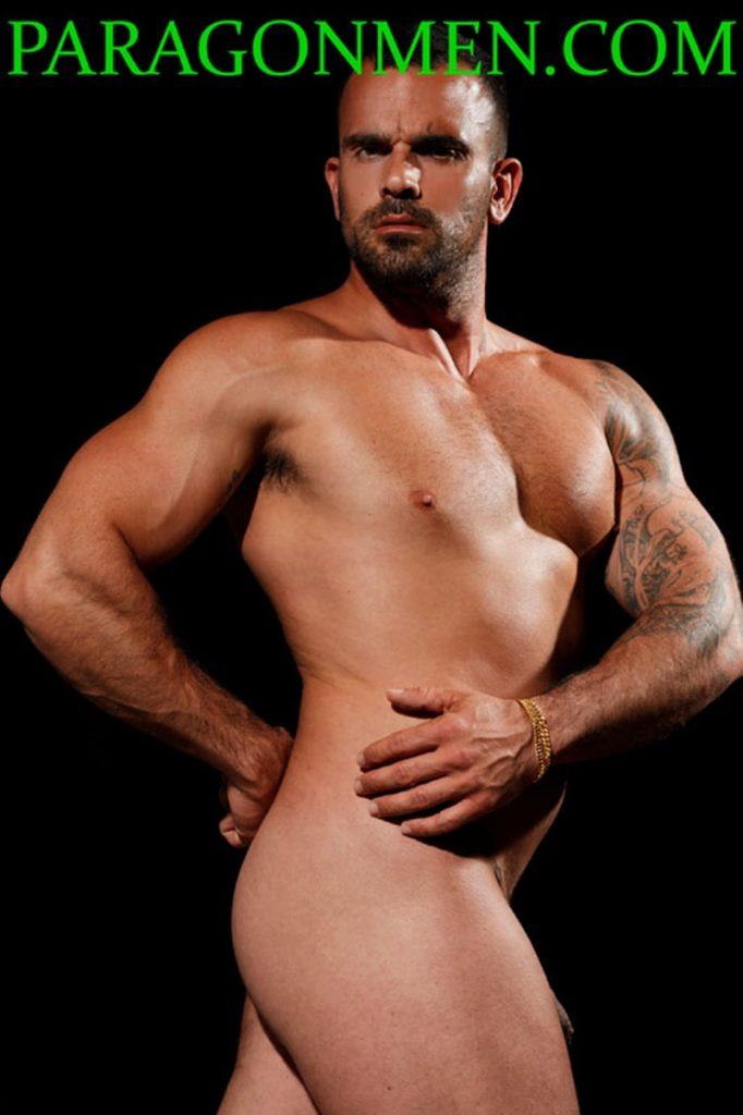 Horny world famous gay porn star Damien Crosse poses solo 007 gay porn pics 682x1024 - Horny world famous gay porn star Damien Crosse poses solo