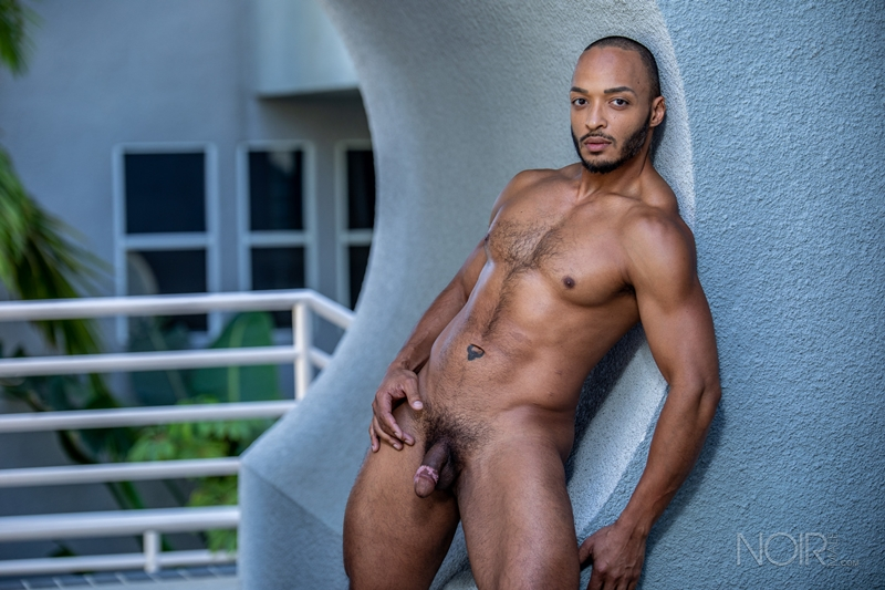 Hot sexy black muscle dude Dillon Diaz 006 gay porn pics - Hot sexy black muscle dude Dillon Diaz