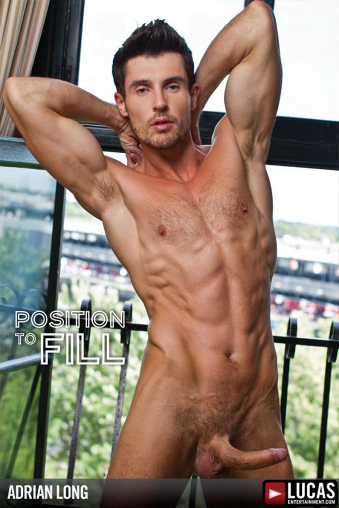 Super sexy Adrian Long model good looks big dick 009 gay porn pics 683x1024 - Super sexy Adrian Long has model good looks and a big dick
