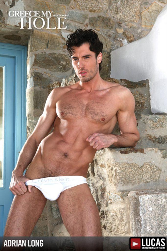 Super sexy Adrian Long model good looks big dick 011 gay porn pics 683x1024 - Super sexy Adrian Long has model good looks and a big dick