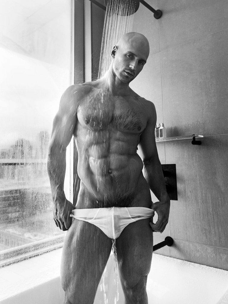 Todd Sanfield sexiest underwear models world 001 porn solo gay photo 768x1024 - Todd Sanfield remains one of the sexiest underwear models in the world