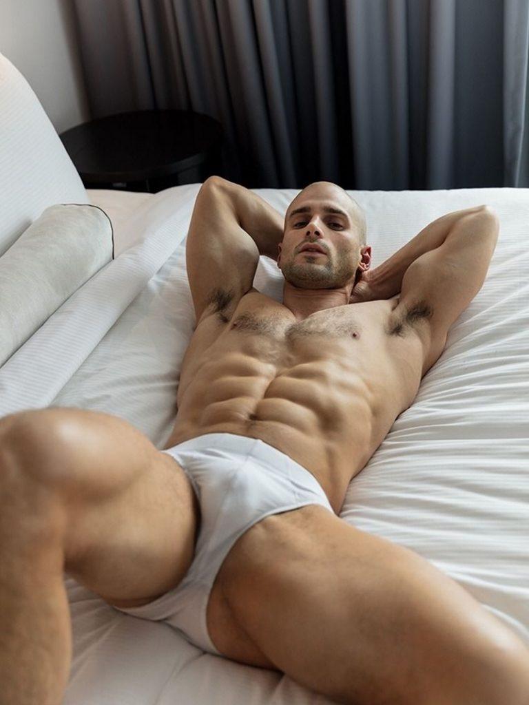 Todd Sanfield sexiest underwear models world 006 porn solo gay photo 768x1024 - Todd Sanfield remains one of the sexiest underwear models in the world