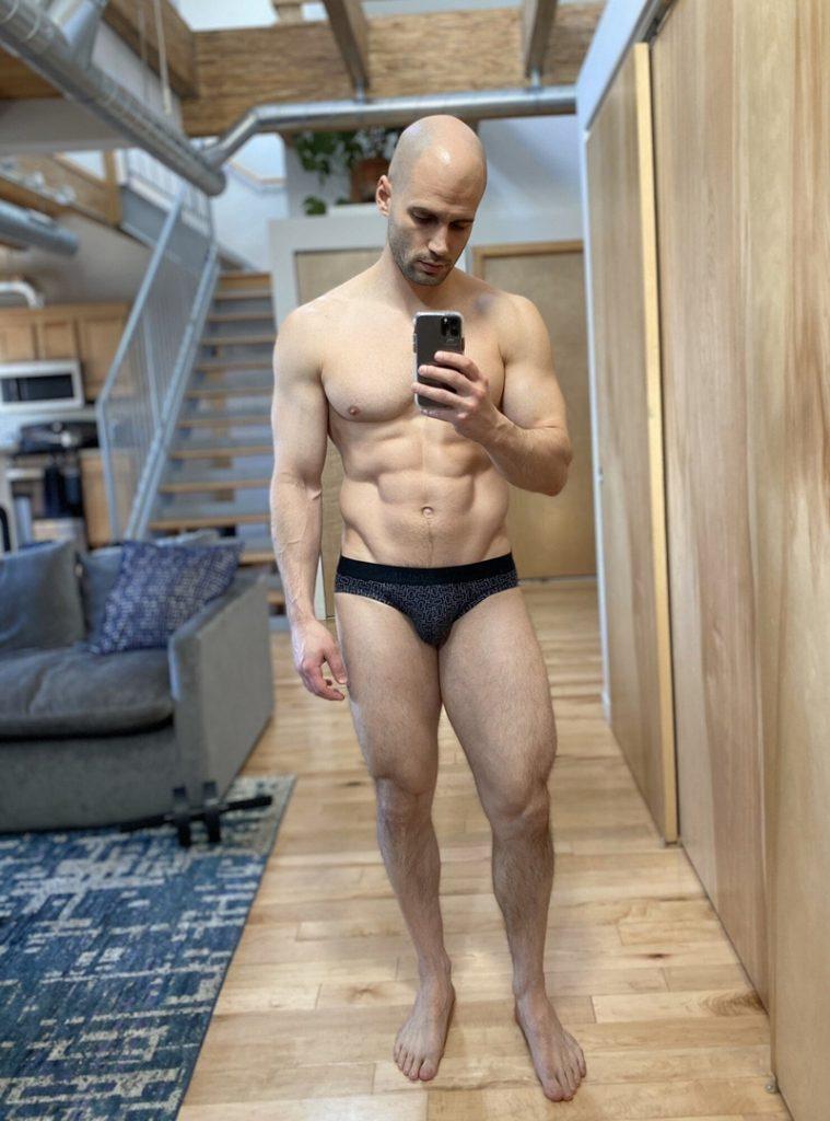 Todd Sanfield sexiest underwear models world 008 porn solo gay photo 759x1024 - Todd Sanfield remains one of the sexiest underwear models in the world