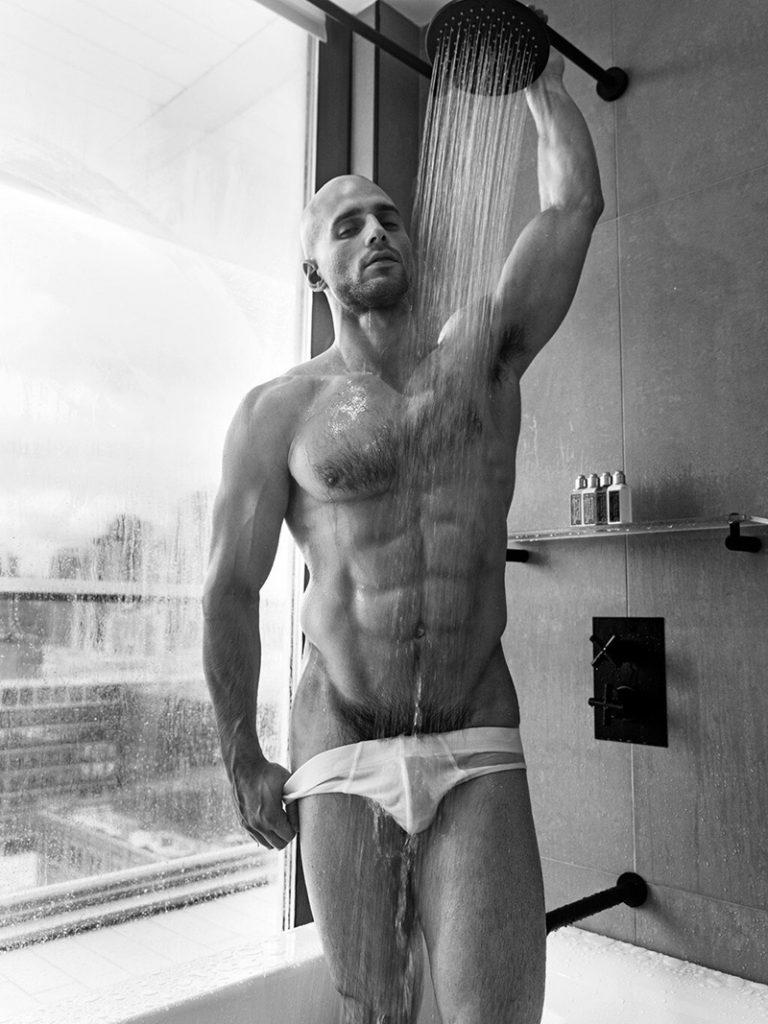 Todd Sanfield sexiest underwear models world 009 porn solo gay photo 768x1024 - Todd Sanfield remains one of the sexiest underwear models in the world