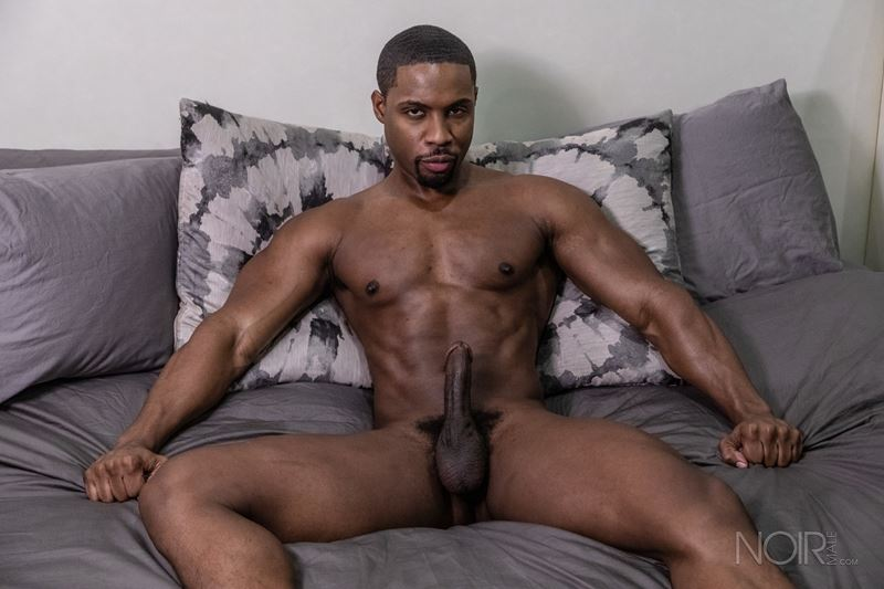 Beautiful black stud DeAngelo Jackson shows off sexy naked muscled body 023 gay porn pics - Beautiful black stud DeAngelo Jackson shows off his sexy naked muscled body