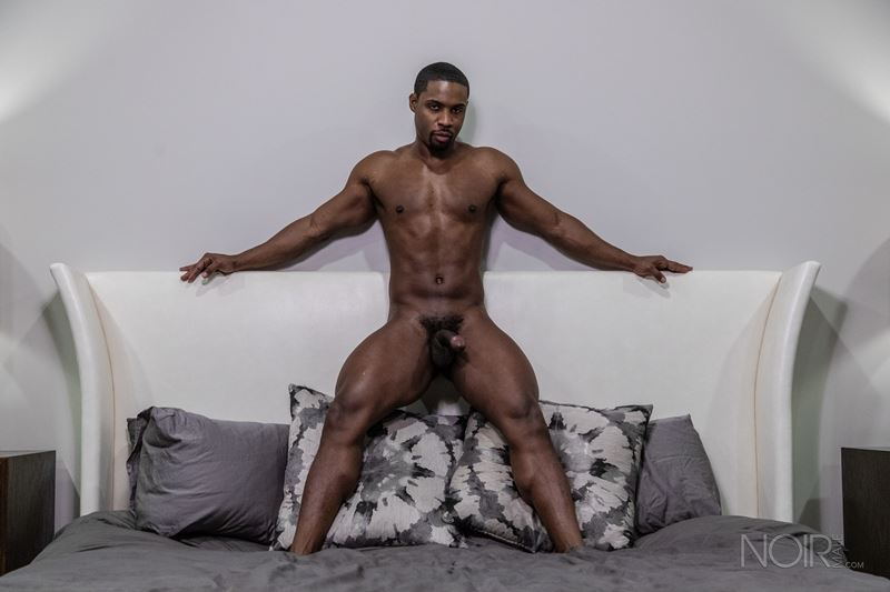 Beautiful black stud DeAngelo Jackson shows off sexy naked muscled body 024 gay porn pics - Beautiful black stud DeAngelo Jackson shows off his sexy naked muscled body
