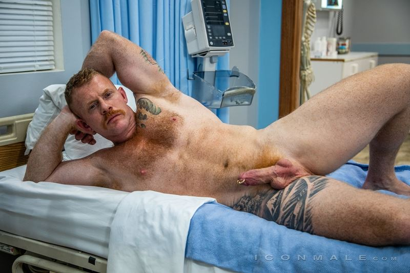 Big muscle bear Jack Vidra whips out his huge Prince Albert cock 007 gay porn pics - Big muscle bear Jack Vidra whips out his huge Prince Albert cock