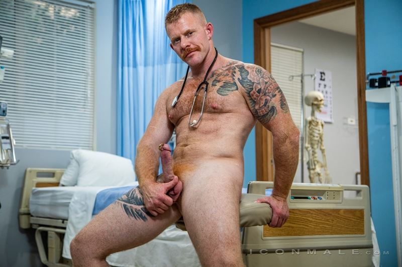 Big muscle bear Jack Vidra whips out his huge Prince Albert cock 020 gay porn pics - Big muscle bear Jack Vidra whips out his huge Prince Albert cock
