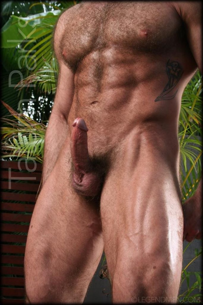 Hot muscle hairy hunk Tatum Parks strips jerks big fat dick cameras Legend Men Chaos Men 008 gay porn pics 683x1024 - Hot muscle hairy hunk Tatum Parks strips and jerk his big fat dick for the cameras