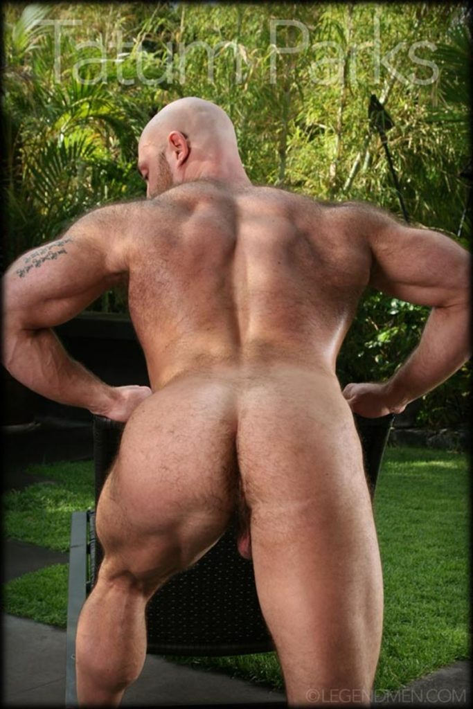 Hot muscle hairy hunk Tatum Parks strips jerks big fat dick cameras Legend Men Chaos Men 013 gay porn pics 683x1024 - Hot muscle hairy hunk Tatum Parks strips and jerk his big fat dick for the cameras