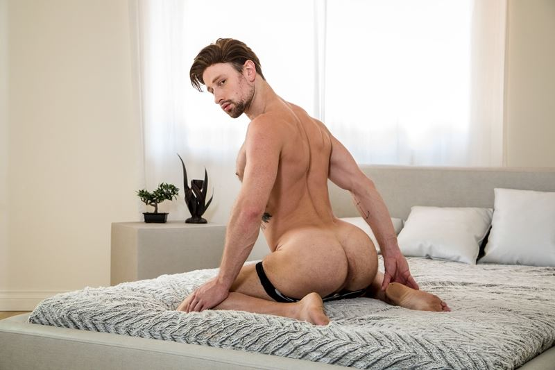 Hottie young stud Drew Dixon gay porn star unzips unloads icon male 017 gay porn pics - Hottie young stud Drew Dixon gay porn star unzips and unloads