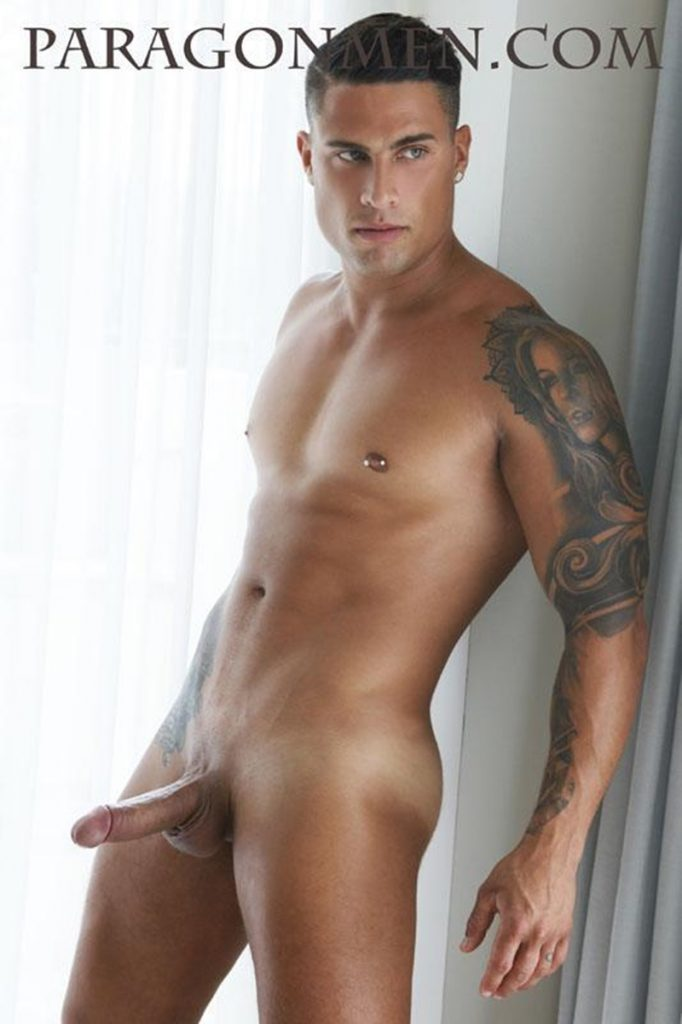 Sexy ripped tattooed muscle stud Paragon Men Eric naked photoshoot 002 gay porn pics 682x1024 - Sexy ripped tattooed muscle stud Paragon Men Eric naked photoshoot