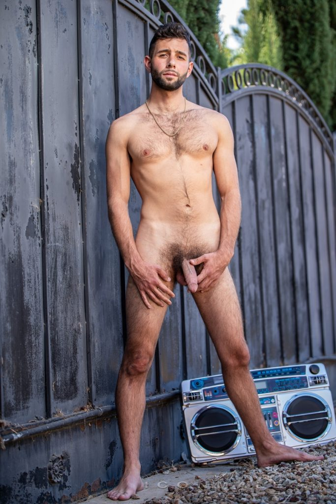 Young bearded hottie hair chest Argos Santini new gay porn star chaos men icon male 011 gay porn pics 683x1024 - Young bearded hottie Argos Santini is new to gay porn but he's rising fast