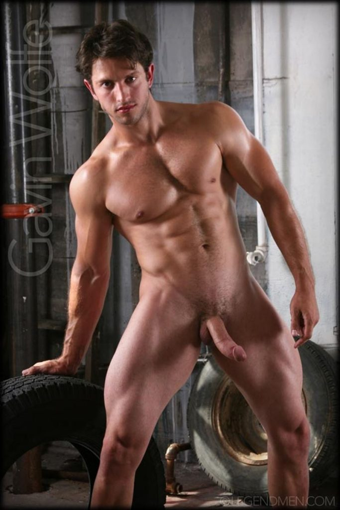 Young hottie muscle porn guy Gavin Wolfe nude photoshoot Legend Men 007 gay porn pics 683x1024 - Young hottie muscle porn guy Gavin Wolfe nude photoshoot