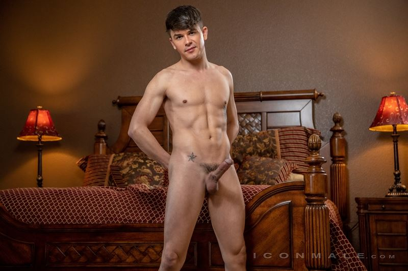 Sexy young stud Andy Taylor strips naked tight sexy undies big dick 015 gay porn pics - Sexy young stud Andy Taylor strips out of his tight sexy undies showing his big dick