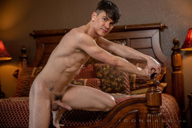 Sexy young stud Andy Taylor strips naked tight sexy undies big dick 020 gay porn pics - Sexy young stud Andy Taylor strips out of his tight sexy undies showing his big dick