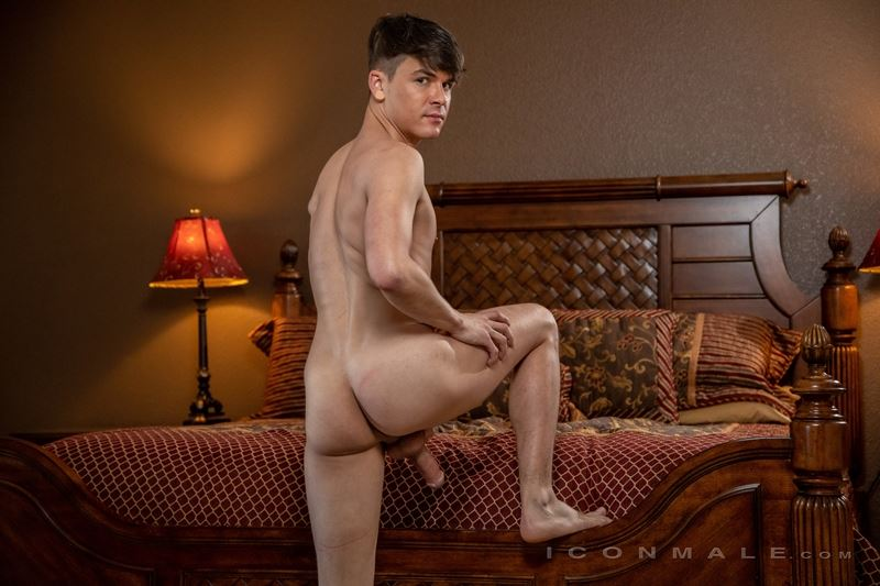 Sexy young stud Andy Taylor strips naked tight sexy undies big dick 021 gay porn pics - Sexy young stud Andy Taylor strips out of his tight sexy undies showing his big dick