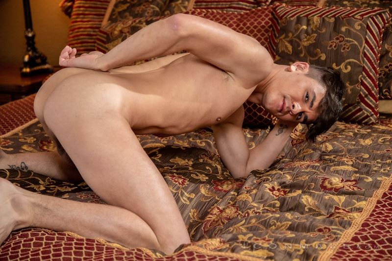 Sexy young stud Andy Taylor strips naked tight sexy undies big dick 025 gay porn pics - Sexy young stud Andy Taylor strips out of his tight sexy undies showing his big dick