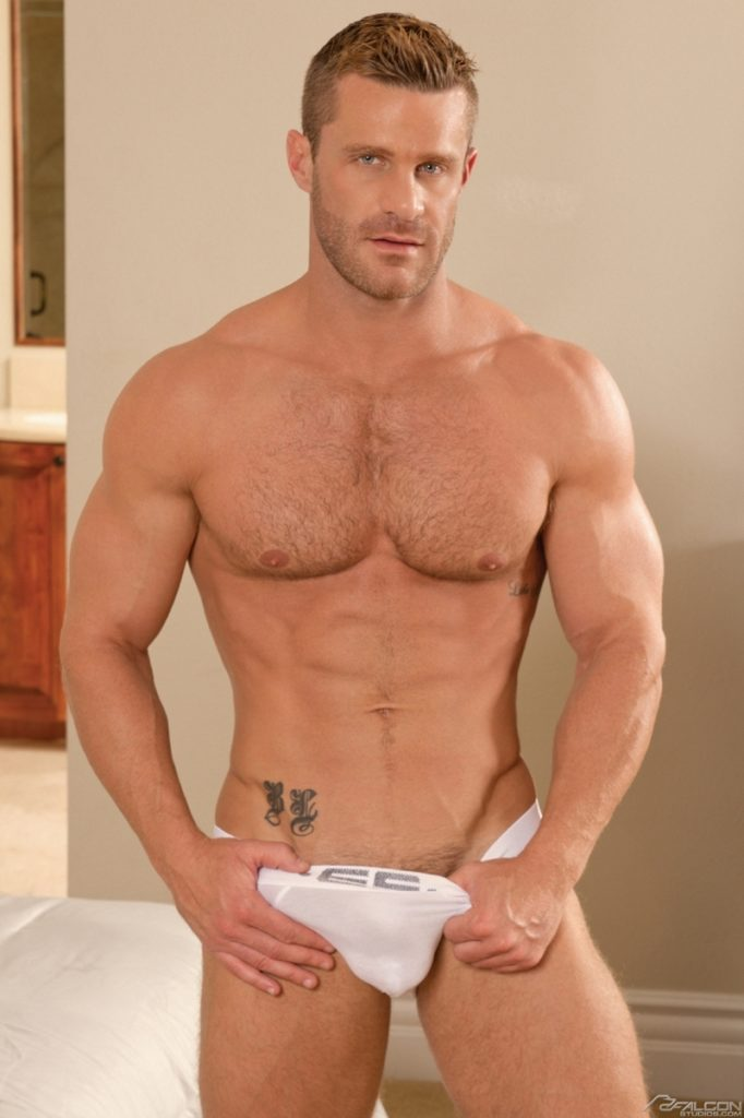 Blue eyed sexy hairy chested hunk Landon Conrad exposes huge thick 8 inch dick 004 gay porn pics 682x1024 - Blue-eyed sexy hairy chested hunk Landon Conrad exposes his huge thick 8 inch dick