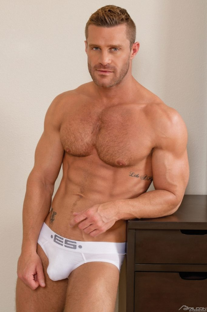 Blue eyed sexy hairy chested hunk Landon Conrad exposes huge thick 8 inch dick 006 gay porn pics 682x1024 - Blue-eyed sexy hairy chested hunk Landon Conrad exposes his huge thick 8 inch dick