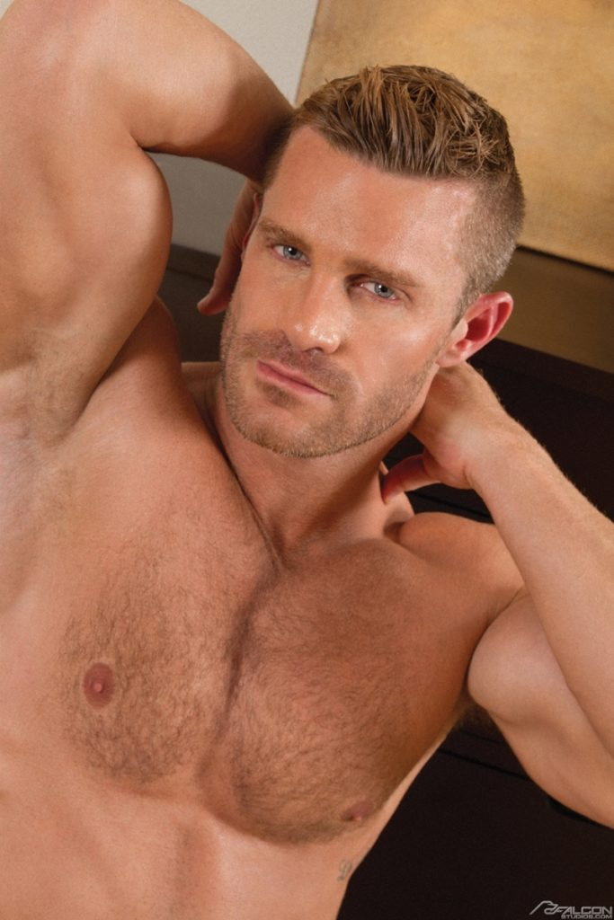 Blue eyed sexy hairy chested hunk Landon Conrad exposes huge thick 8 inch dick 008 gay porn pics 683x1024 - Blue-eyed sexy hairy chested hunk Landon Conrad exposes his huge thick 8 inch dick