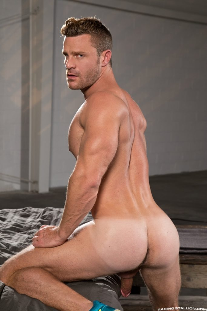 Blue eyed sexy hairy chested hunk Landon Conrad exposes huge thick 8 inch dick 016 gay porn pics 683x1024 - Blue-eyed sexy hairy chested hunk Landon Conrad exposes his huge thick 8 inch dick