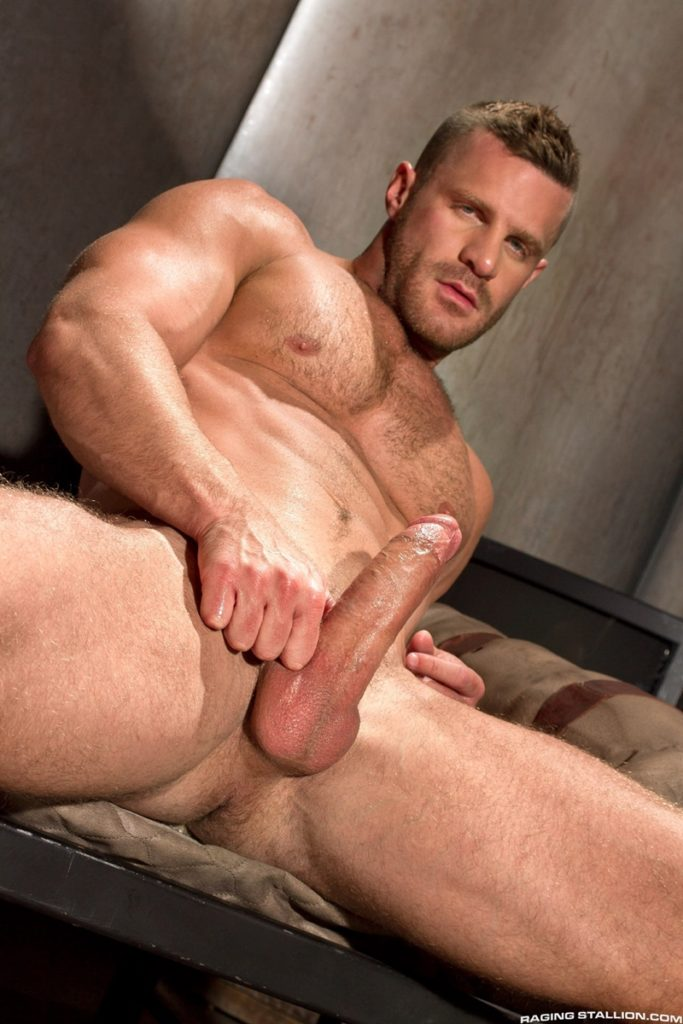 Blue eyed sexy hairy chested hunk Landon Conrad exposes huge thick 8 inch dick 019 gay porn pics 683x1024 - Blue-eyed sexy hairy chested hunk Landon Conrad exposes his huge thick 8 inch dick