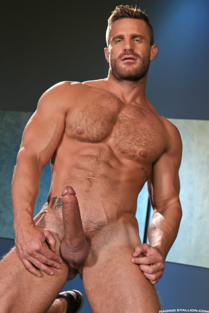 Blue eyed sexy hairy chested hunk Landon Conrad exposes huge thick 8 inch dick 030 gay porn pics 683x1024 - Blue-eyed sexy hairy chested hunk Landon Conrad exposes his huge thick 8 inch dick