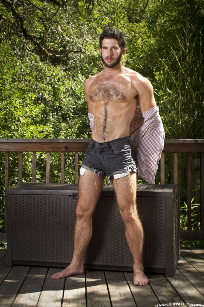 Hot muscle dude Jimmy Fanz stripped bare exposing big dick hairy chest butt hole youlovenudedudes 016 gay porn pics 683x1024 - Hot muscle dude Jimmy Fanz stripped bare exposing his hairy butt
