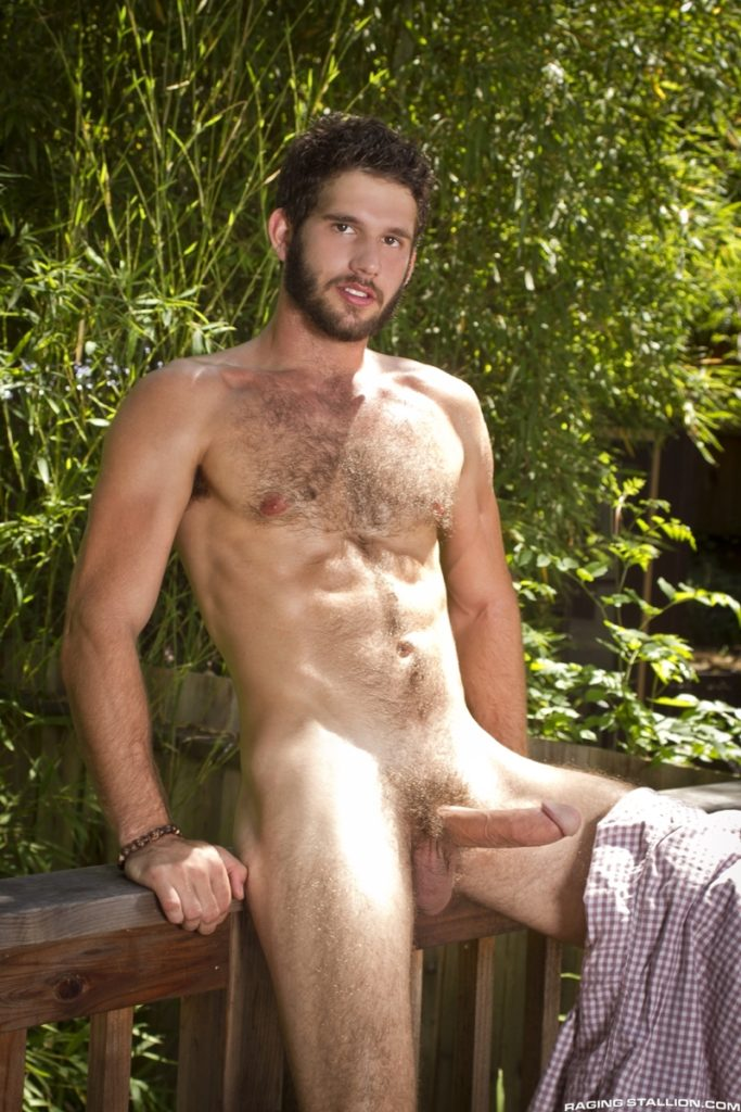 Hot muscle dude Jimmy Fanz stripped bare exposing big dick hairy chest butt hole youlovenudedudes 017 gay porn pics 683x1024 - Hot muscle dude Jimmy Fanz stripped bare exposing his hairy butt