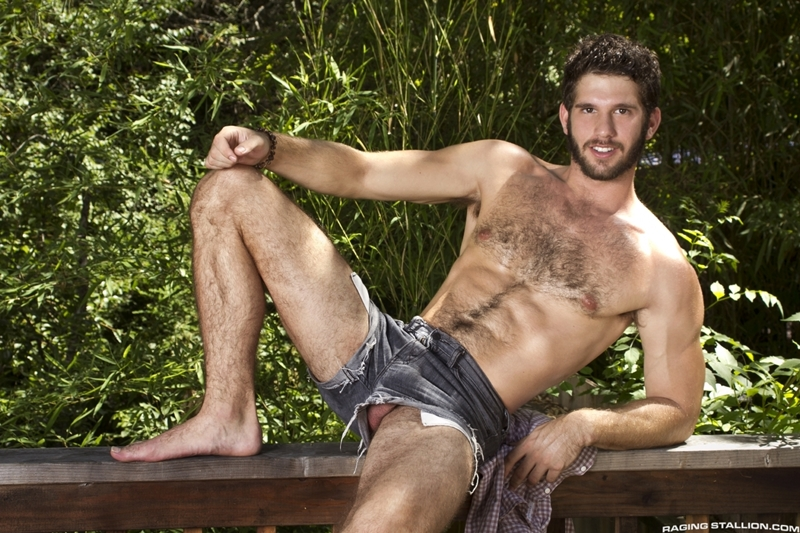 Hot muscle dude Jimmy Fanz stripped bare exposing big dick hairy chest butt hole youlovenudedudes 024 gay porn pics - Hot muscle dude Jimmy Fanz stripped bare exposing his hairy butt